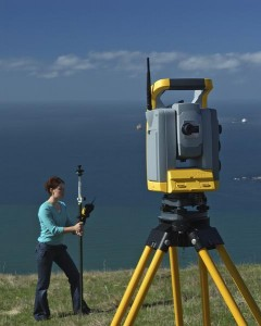 Surveying Equipment - Total Station