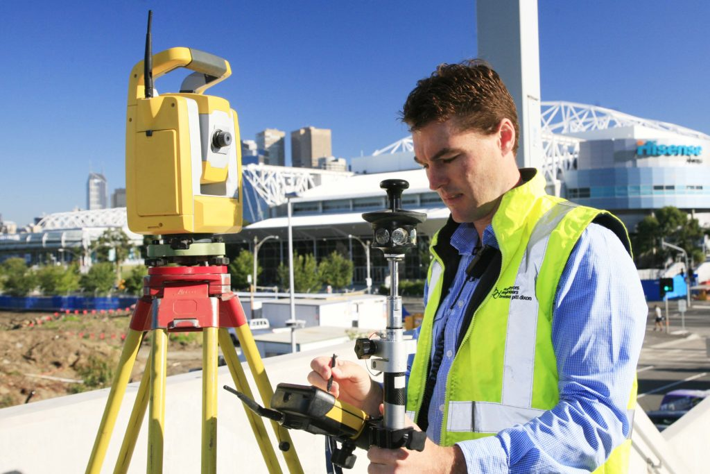 Surveyors in Demand - A Life Without Limits