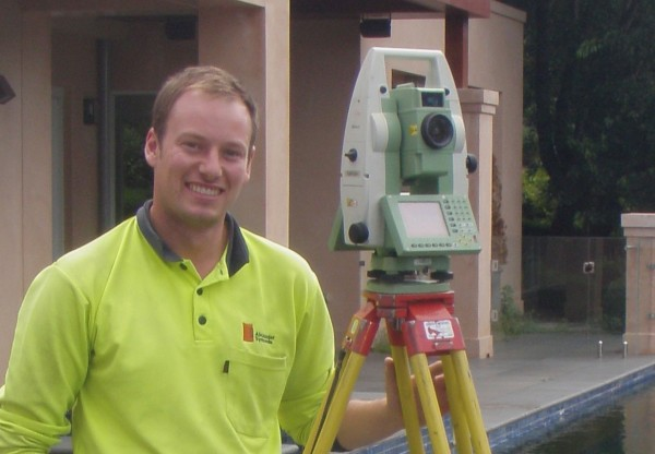 Tom Jeffreys - Licensed Cadastral Surveyor