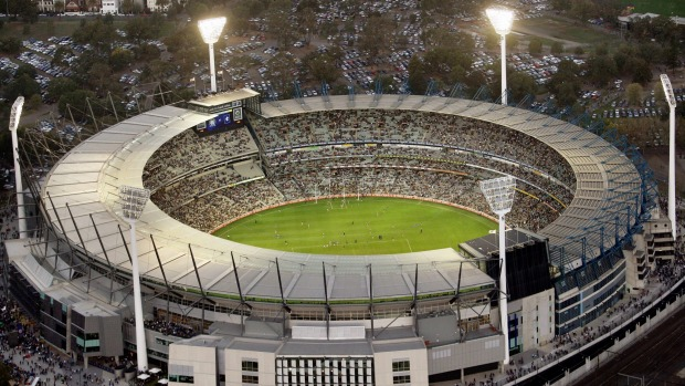 Surveyors Reveal True Size Of Melbourne Cricket Ground A